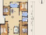 宁达盛世_4室2厅2卫 建面237平米