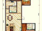 中泽纯境_3室2厅2卫 建面141平米