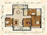 佰利庄园_4室2厅2卫 建面143平米