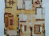 雅居乐国际花园_3室2厅3卫 建面139平米