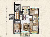 仁化碧桂园_3室2厅2卫 建面120平米