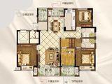 广厦名都_4室2厅2卫 建面143平米