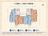 太原恒大御景湾_3室2厅2卫 建面113平米